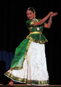 Helena Joshi (Kathak dance)