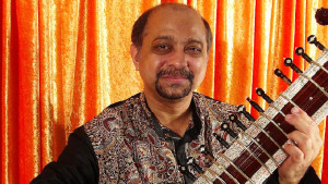 Dr Indranil Chatterjee (sitar)