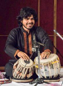 Sri Zuheb Ahmed Khan (tabla)
