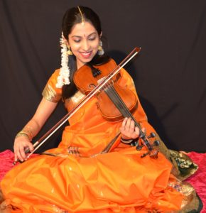 Ku Mathuja Bavan (Rising Star Award - Carnatic violin)