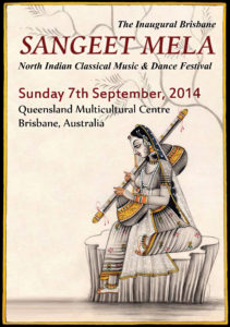 Sangeet Mela 2014 programme cover