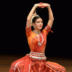 Lily Warrum (Odissi dance)